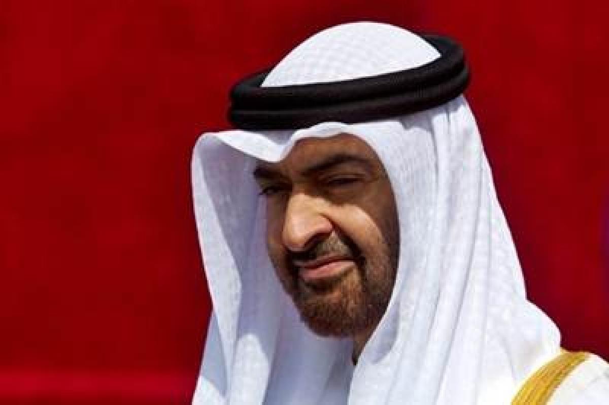 Abu Dhabi Prince Mohamed bin Zayed visits BSE