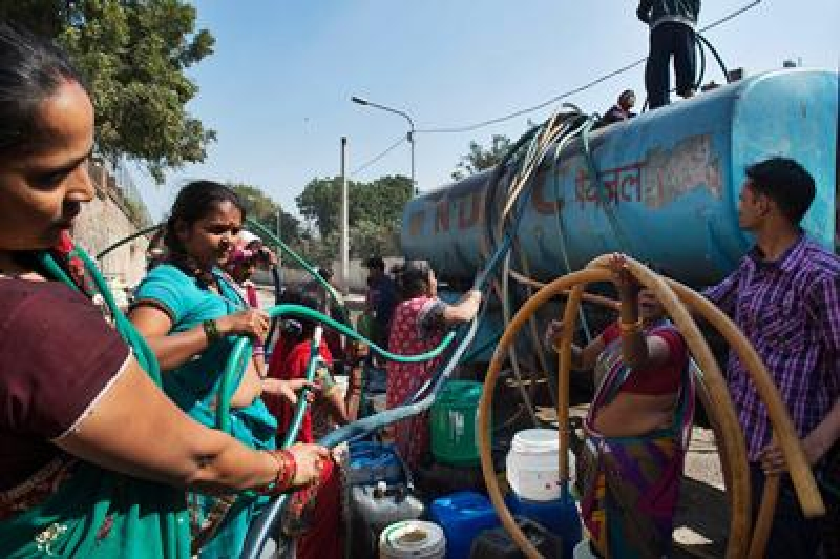 Ujjain: UMC 'ISSUES FARMAN': Consumers to pay 'double' the price for water