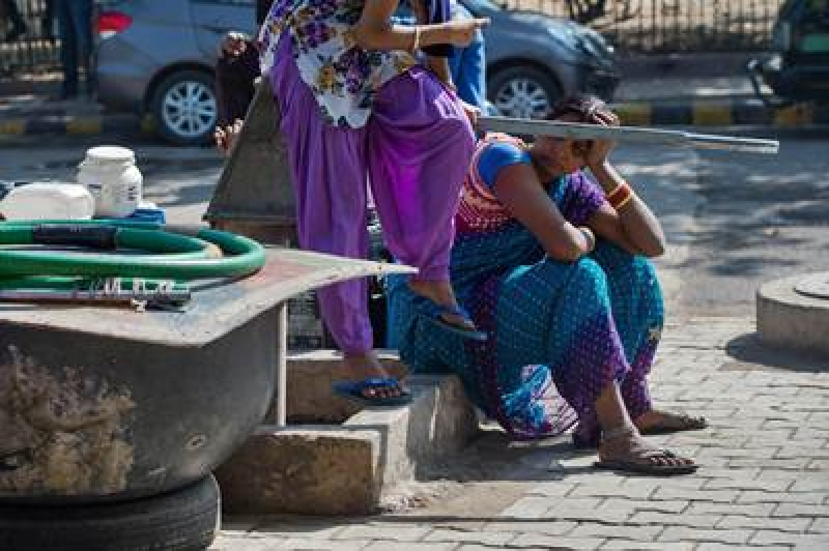 Mumbai staring at severe water crises as lakes dry up