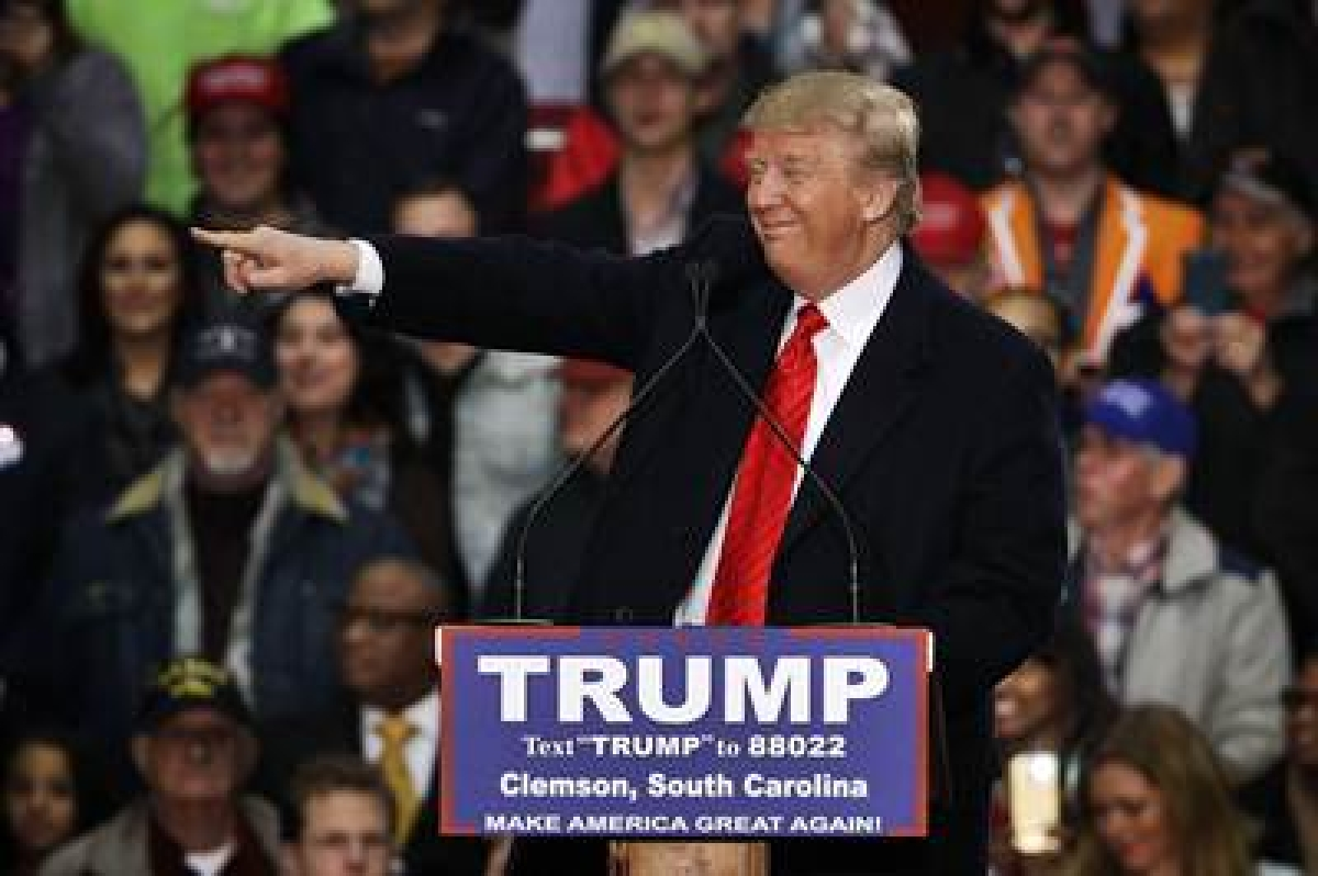 Trump to accept presidential nomination in Florida