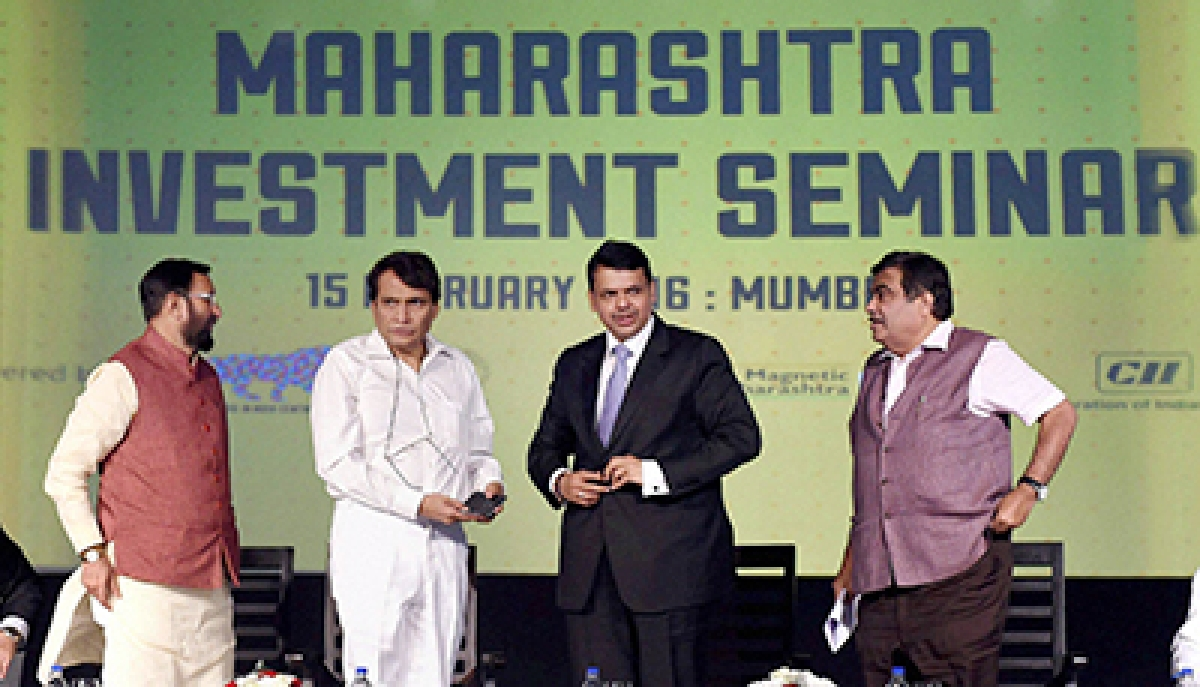 MIIW: Maharashtra State inks 20 MoUs in a day