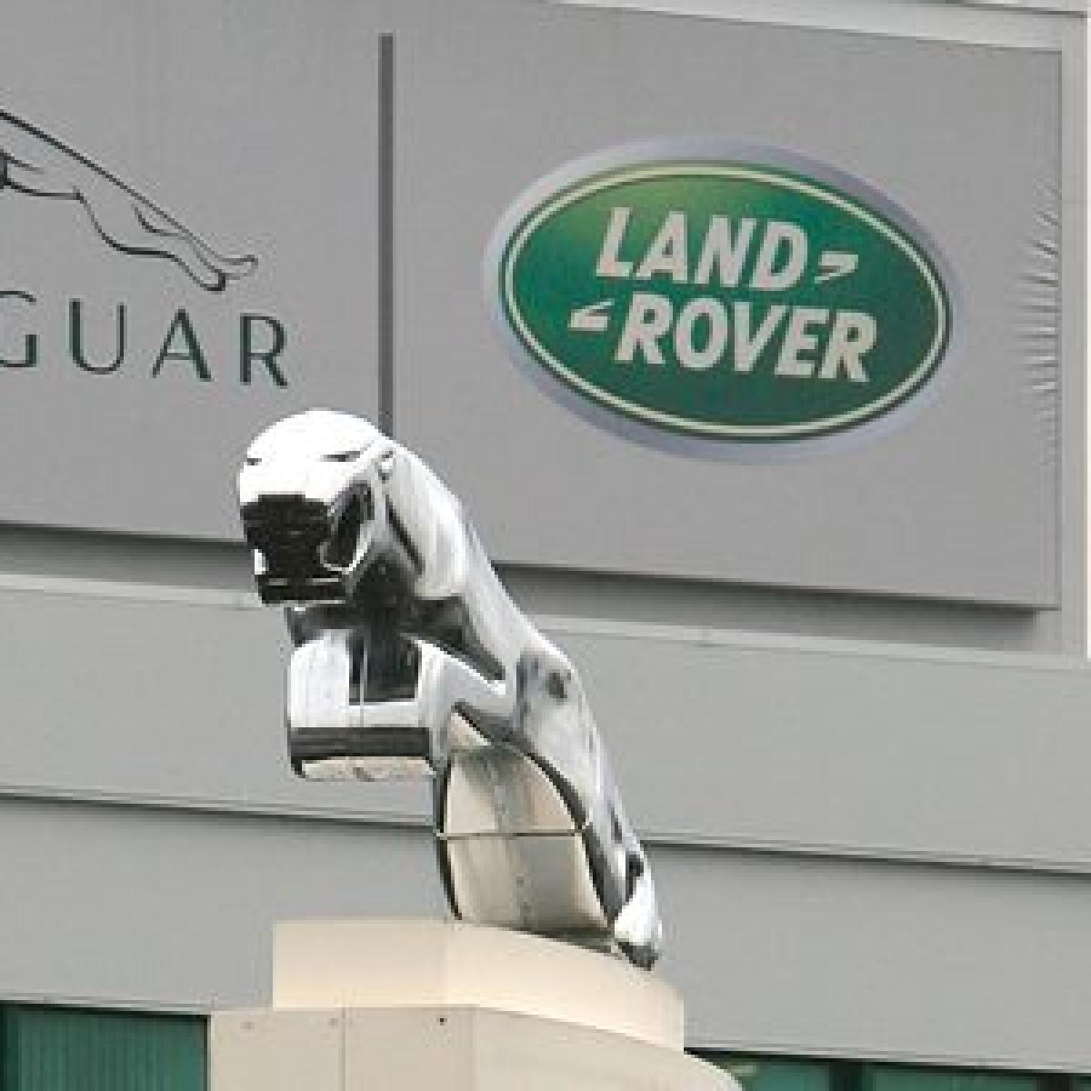 Jaguar Land Rover's global sales down 0.7% in Jul-Sep
