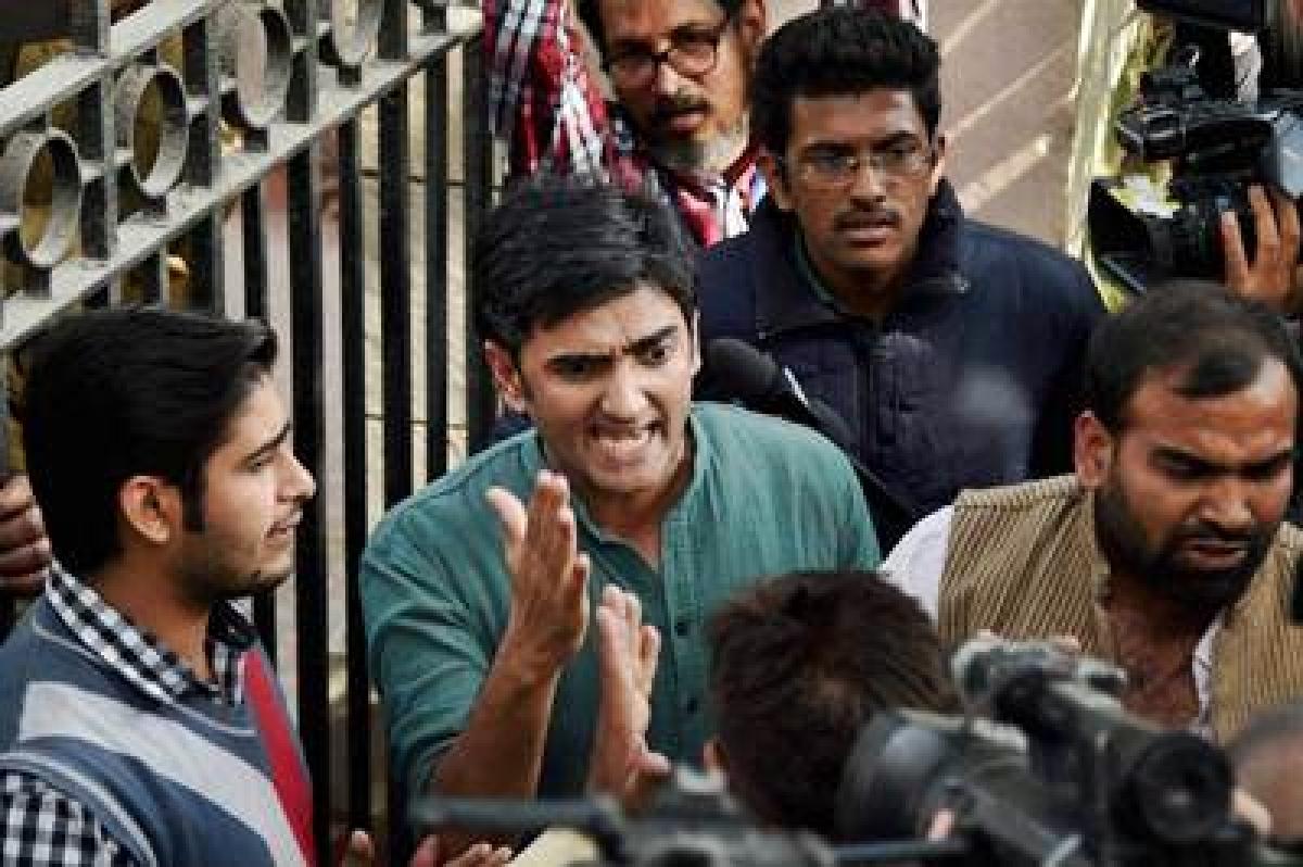 Don't misuse freedom of speech: Adityanath to Kanhaiya