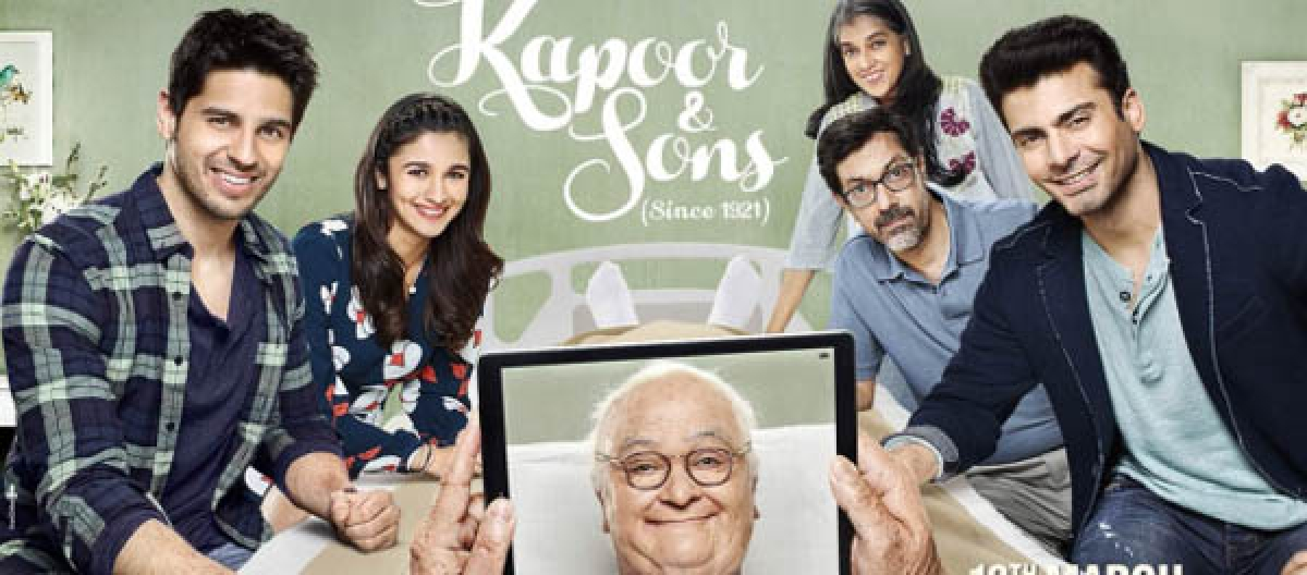 Kapoor & Sons: Good performances are marred by a sluggish narrative