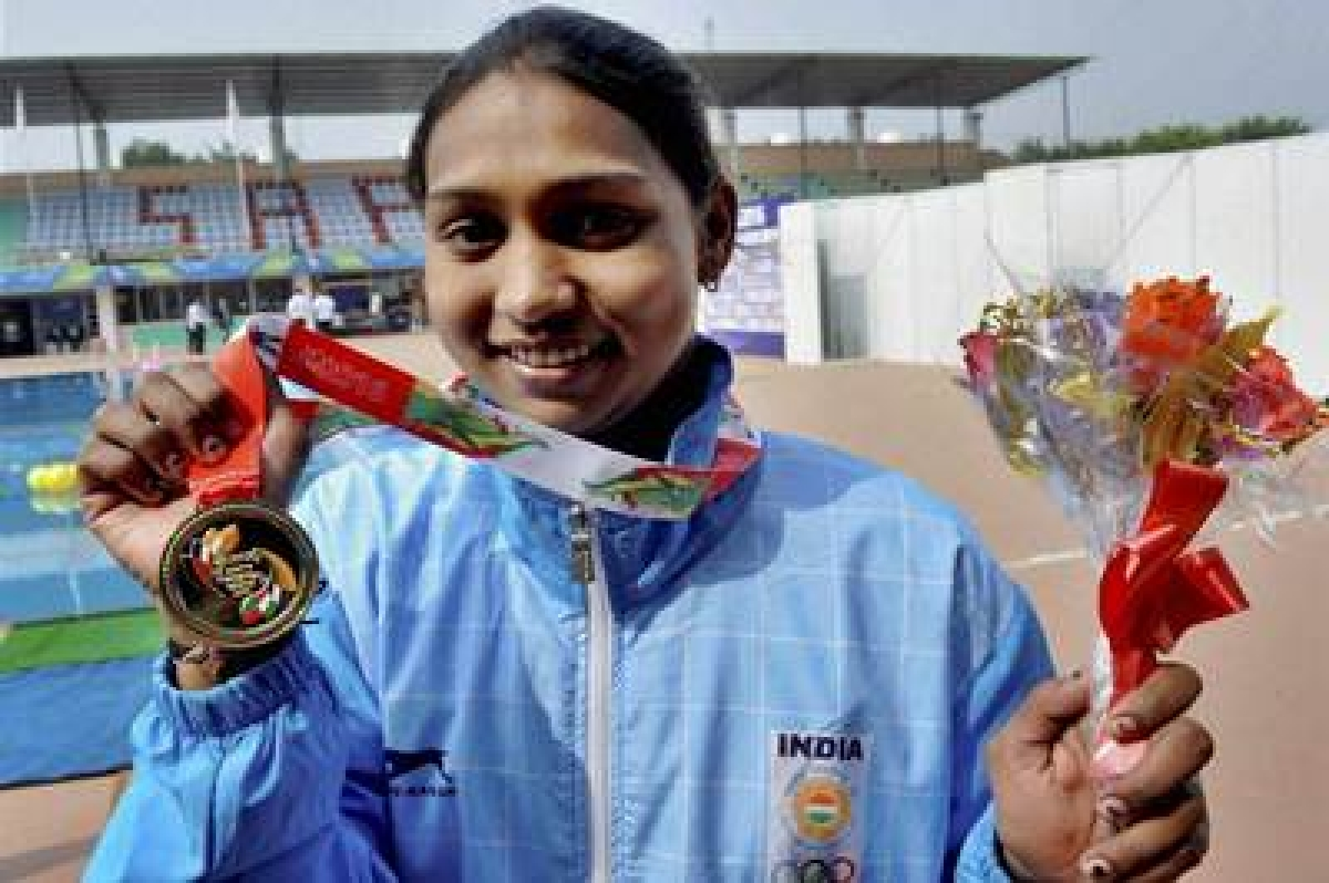India sweep triathlon gold medals in SAG