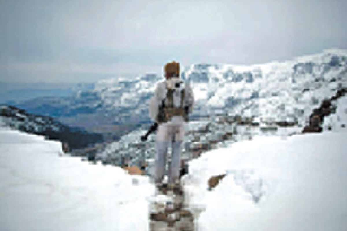 10 soldiers feared lost in Siachen avalanche