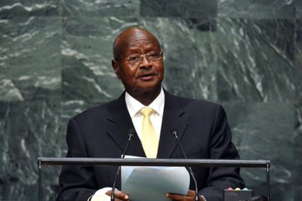 Museveni eyes fifth term as Uganda votes for president