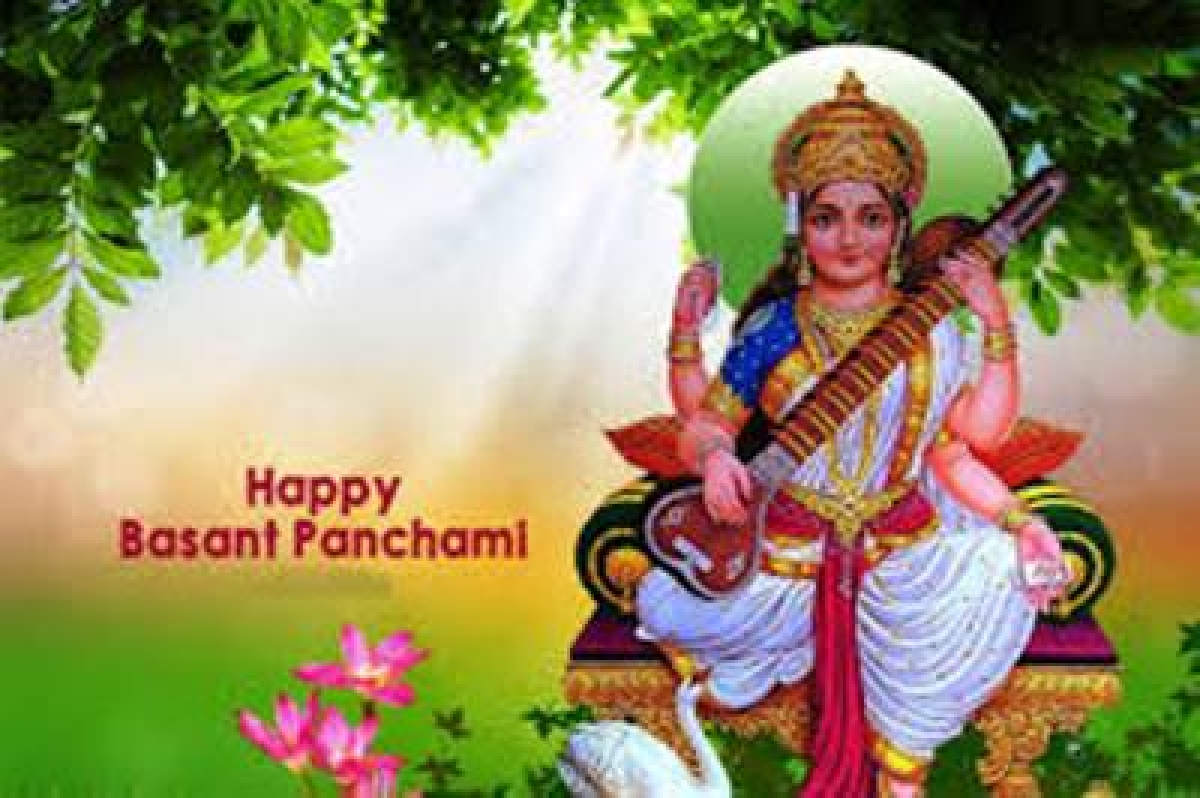 Basant Panchami marks the arrival of spring