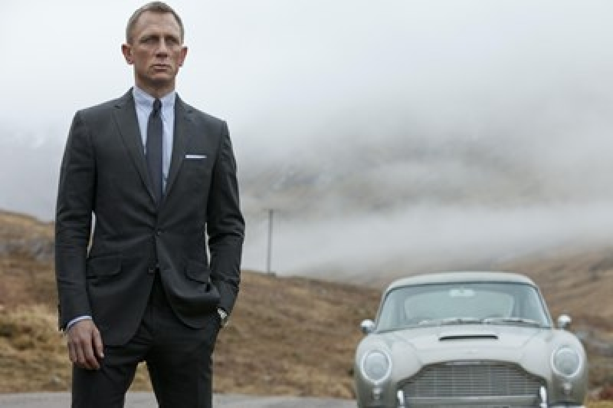 Mark Strong confirms Daniel Craig's Bond exit