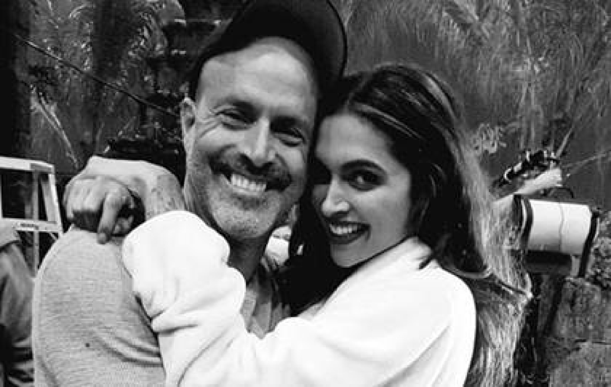 XXX-3 director DJ Caruso shares pic with Deepika