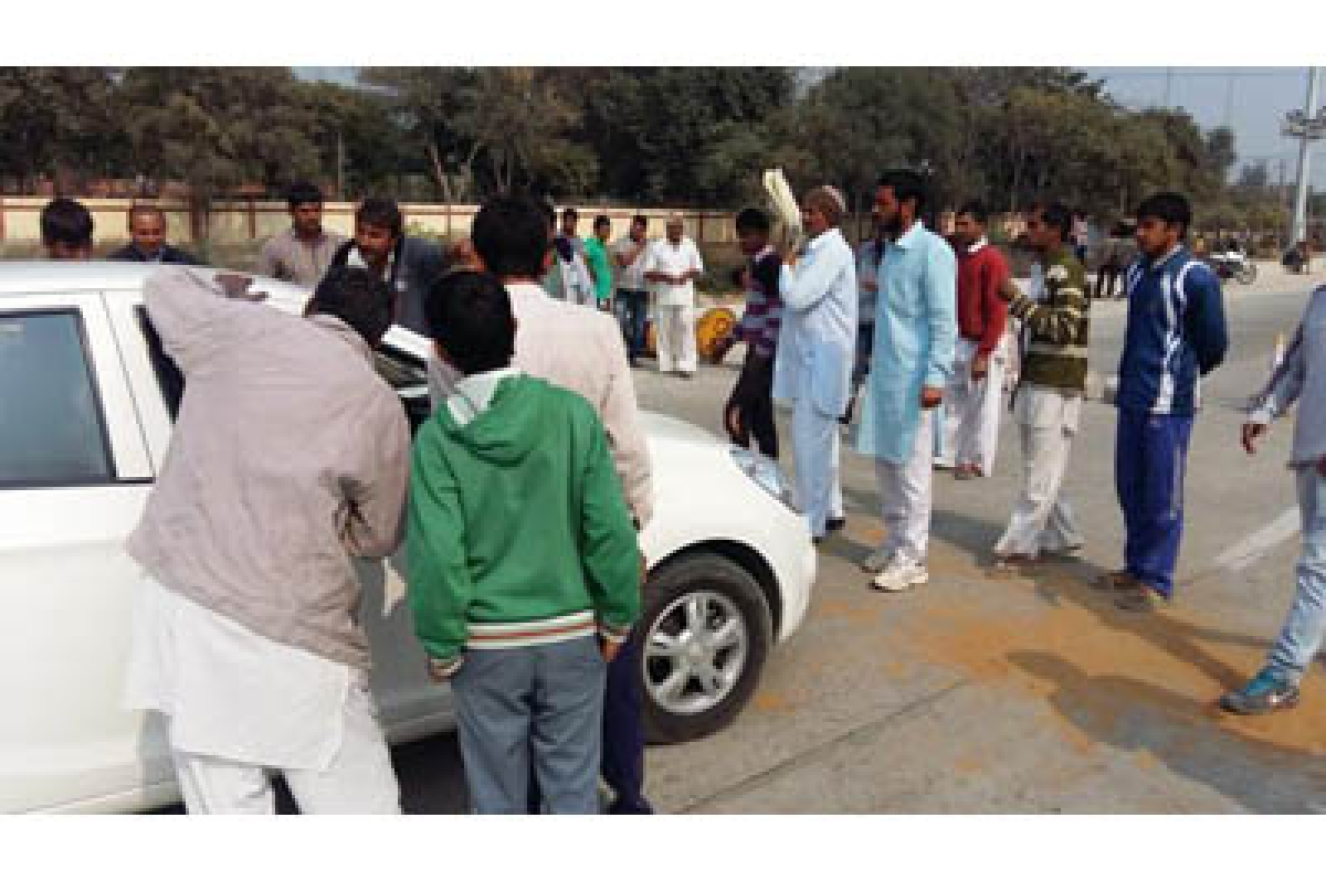 Jats want to read fine print of offer