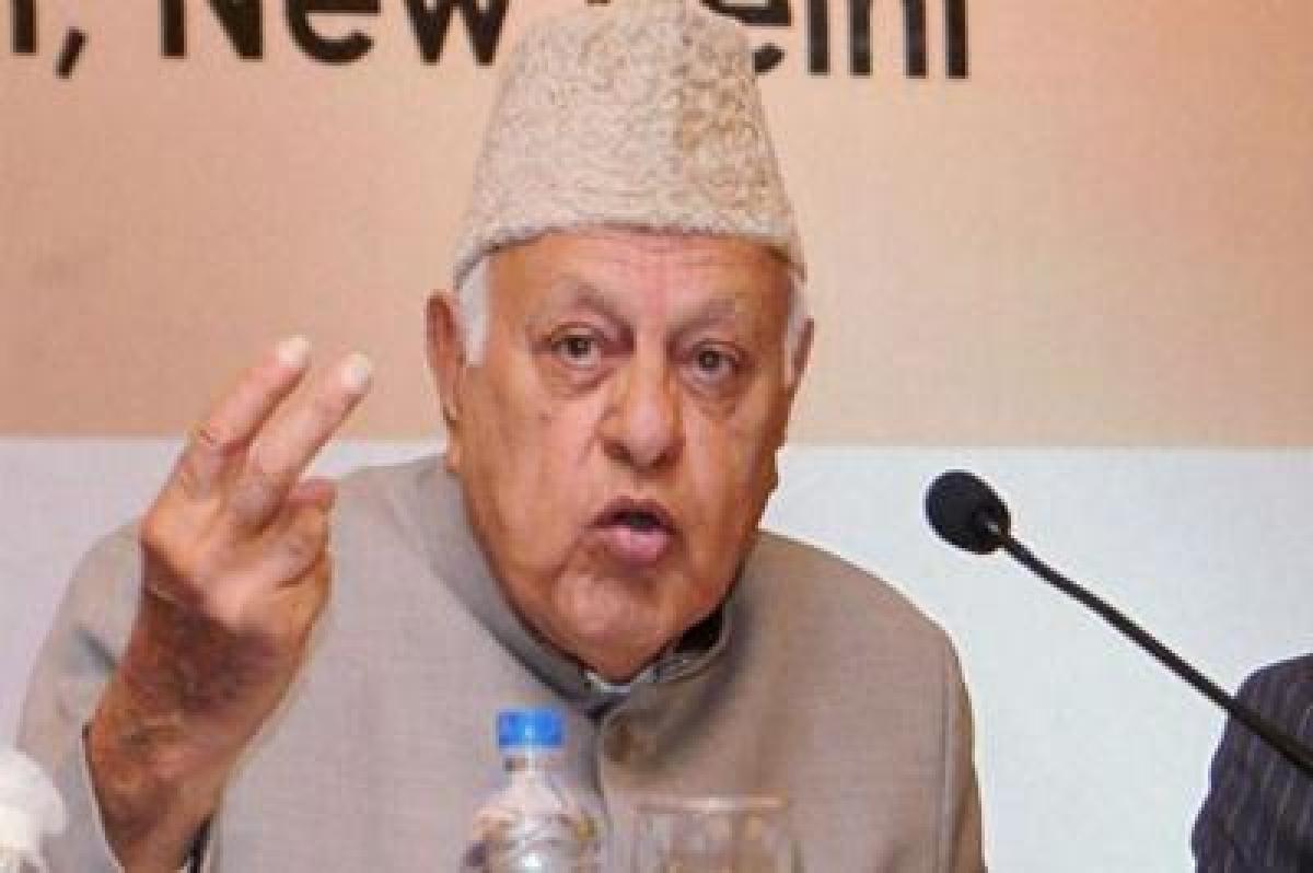 Extension of NEET to J-K shows PDP-BJP govt's failure: Abdullah
