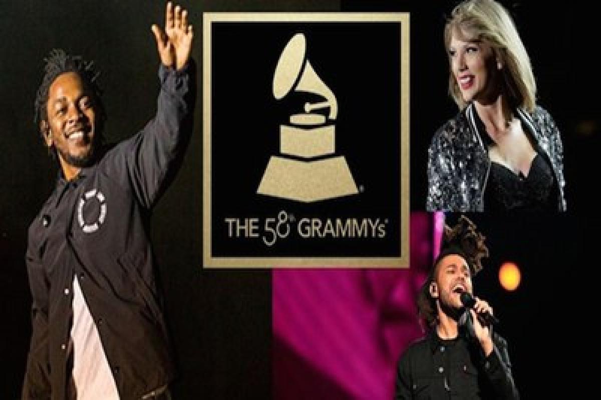 Grammys 2016: Kendrick Lamar wins big, Asif Kapadia awarded