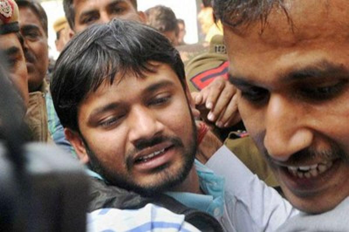 Kanhaiya, 19 others begin indefinite hunger strike in JNU