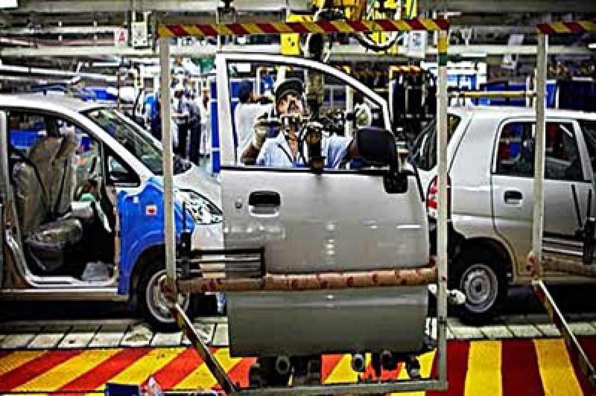 Maruti Suzuki resumes production at Haryana plants