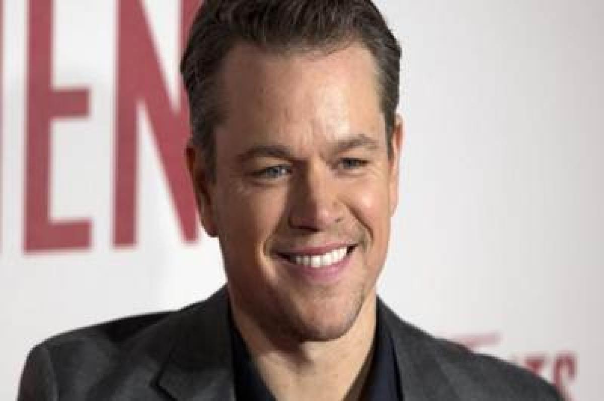 I don't deserve the Oscar: Matt Damon