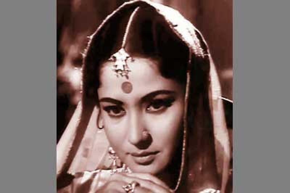 Meena Kumari's moving portrayal of woman in search of love