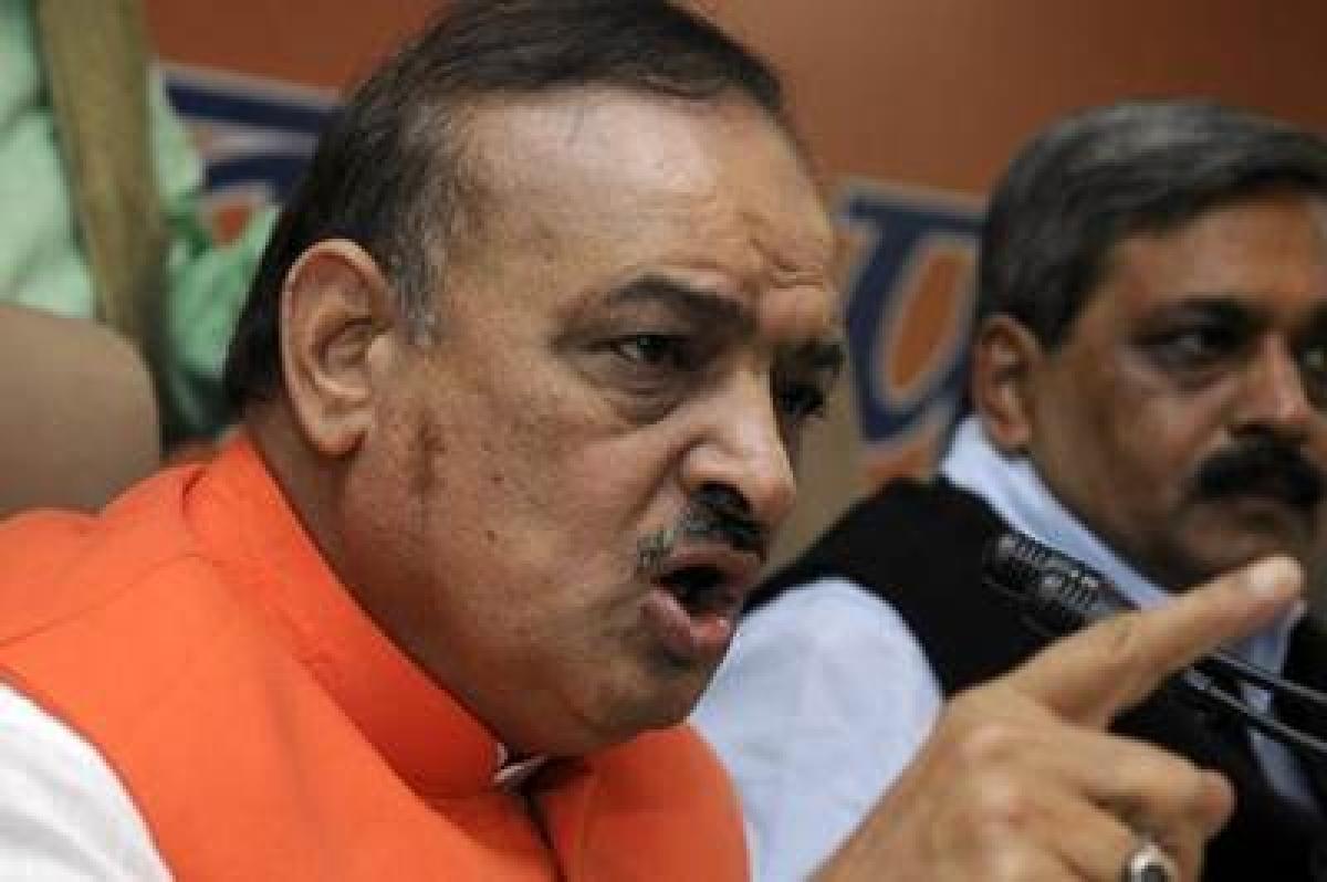 Ravi Shankar Prasad regrets O P Sharma's hooliganism