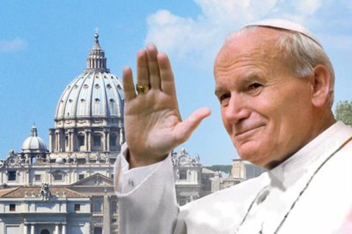 Pope John Paul II's 'intense' letters revealed