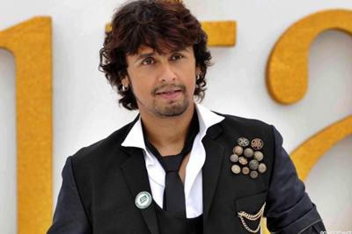 Despite inability to move, Sonu Nigam records a song for Azhar