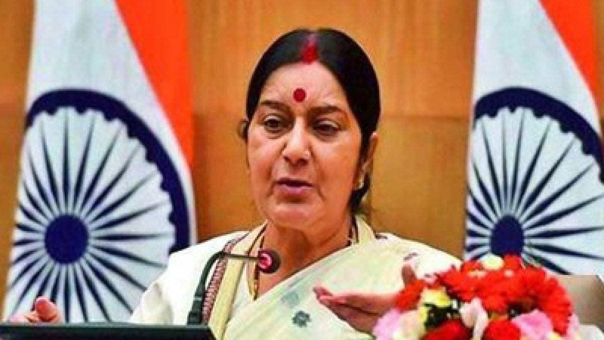 There're rumours about my ill health, don't worry I am alright, says Sushma Swaraj