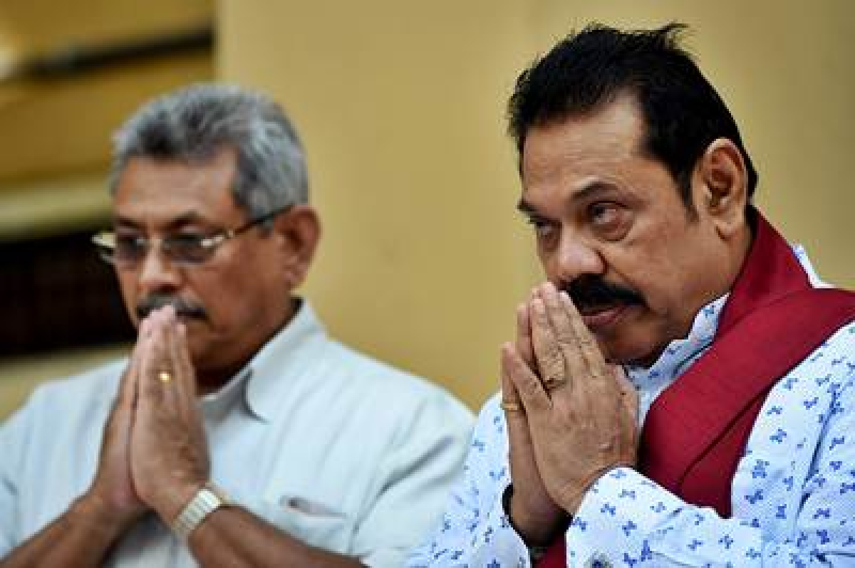 Hello Brother: Sri Lanka President Gotabaya names Mahinda Rajapaska as PM