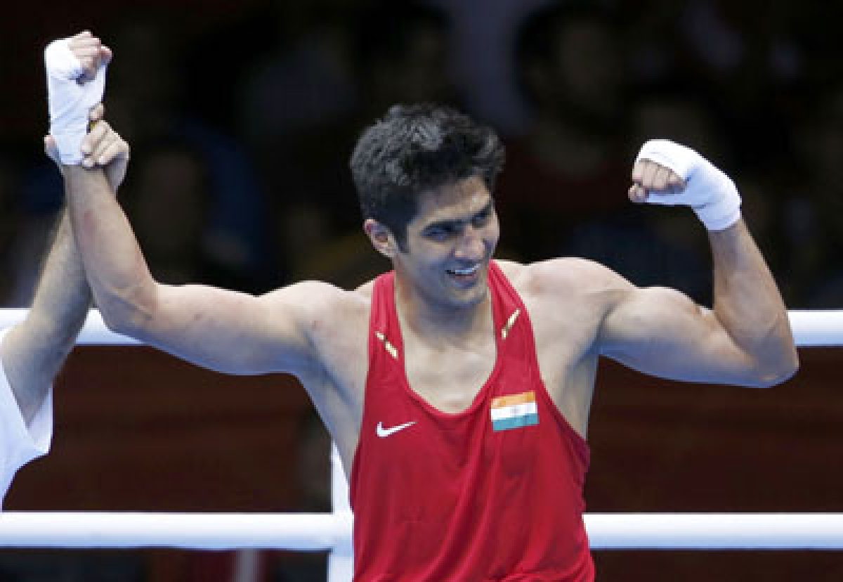 Star Sports to telecast Vijender's pro bouts this year