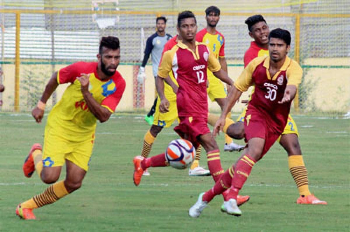 Maharashtra, Goa impress with wins