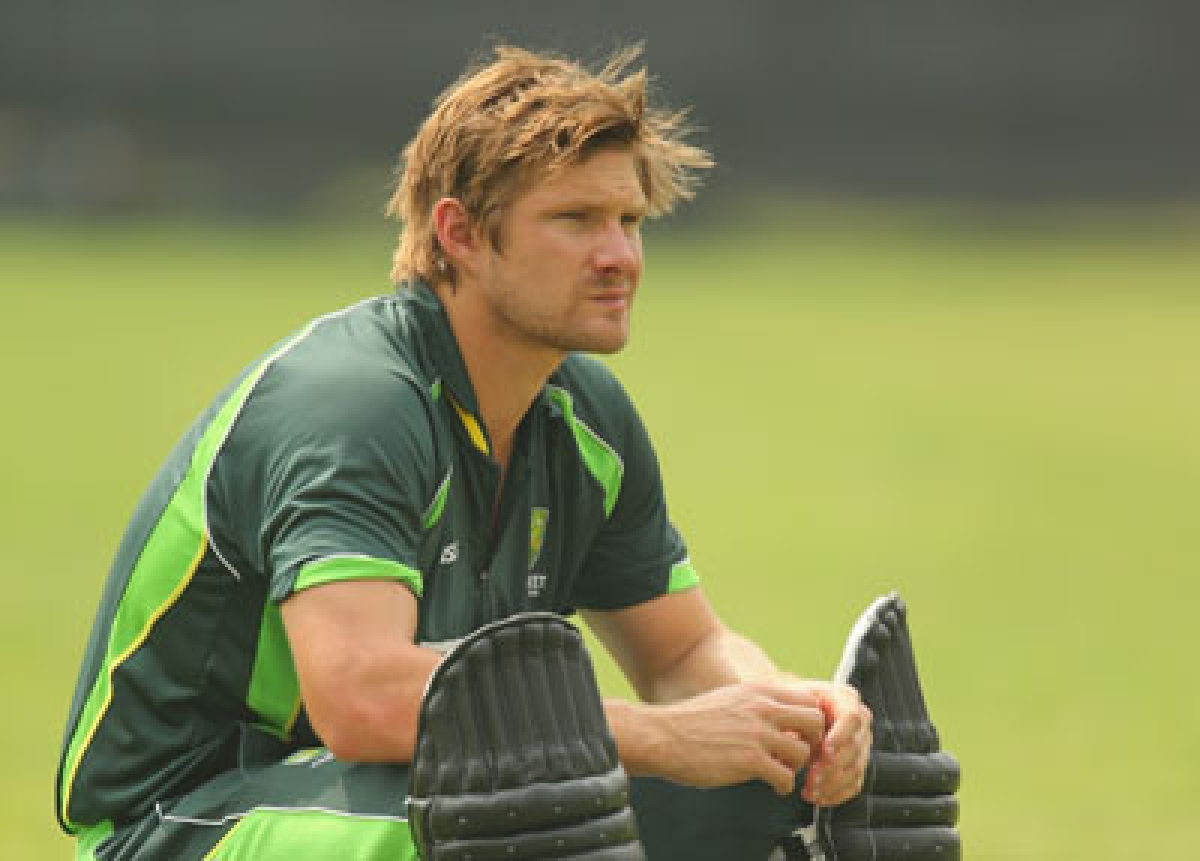 Shane Watson's Instagram and Twitter accounts get hacked within a week