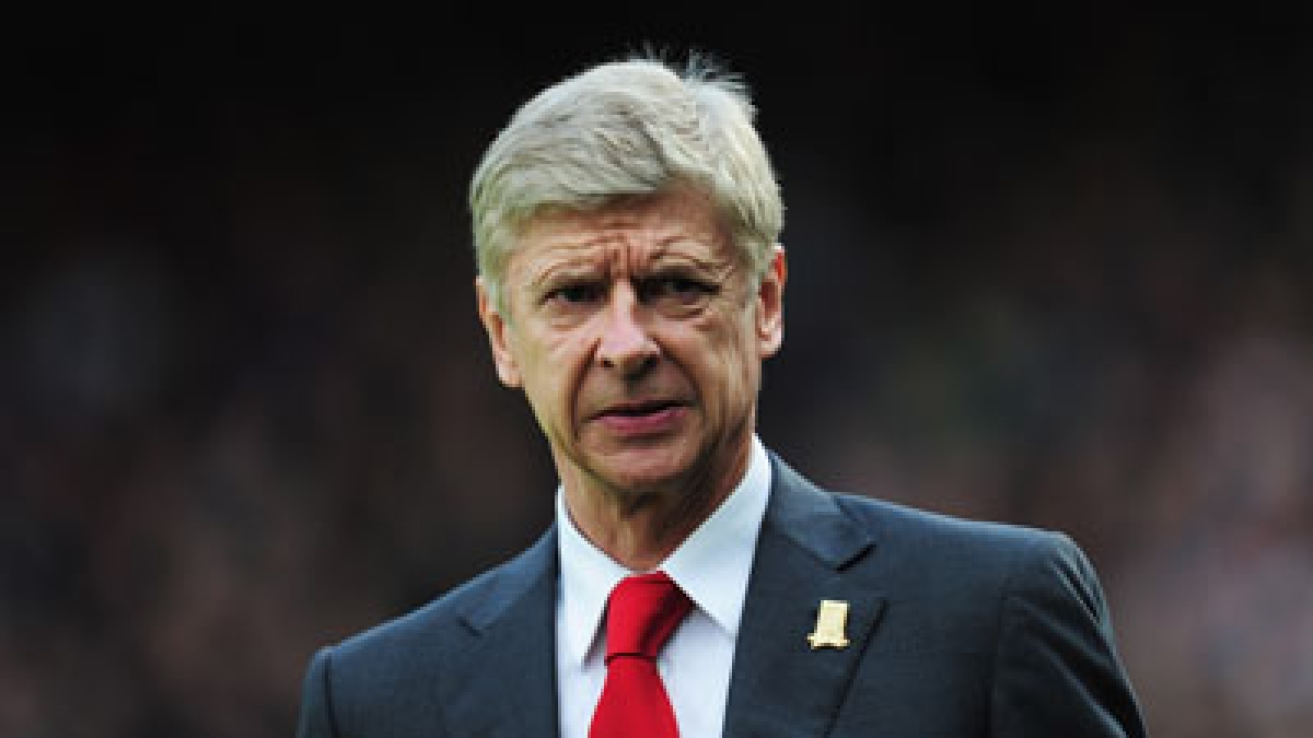Arsene Wenger feels people can learn from the 'Beautiful Game', says football by essence is 'anti-racist'