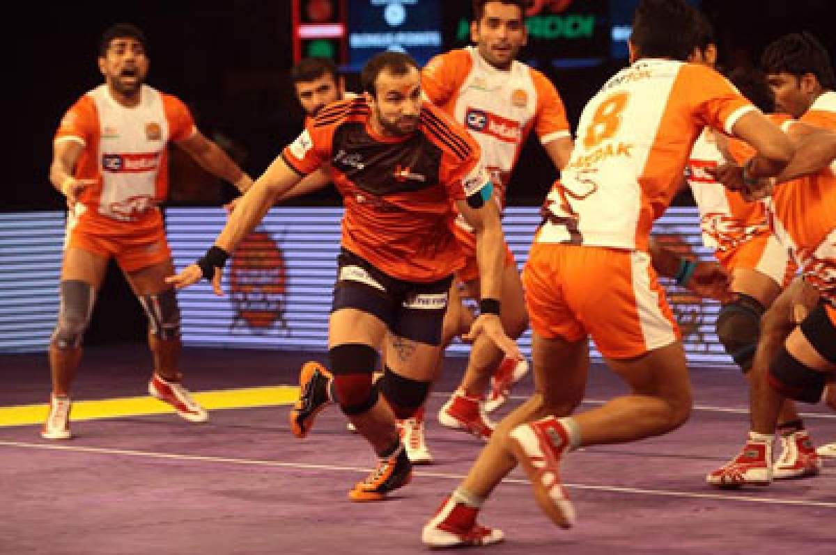 Anup takes Mumbai past Pune in a thriller