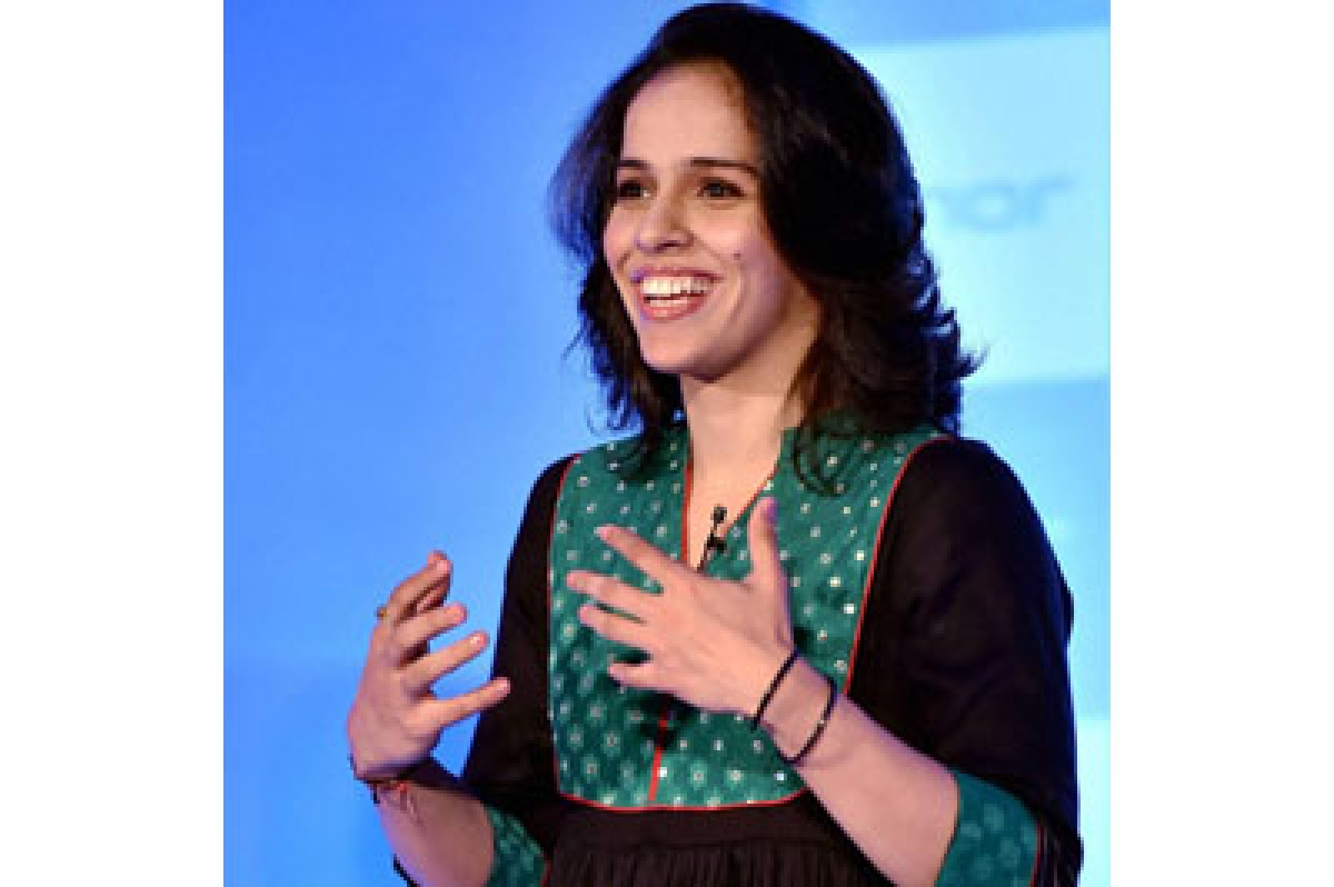 On a day I am fit, I can defeat anyone: Saina Nehwal