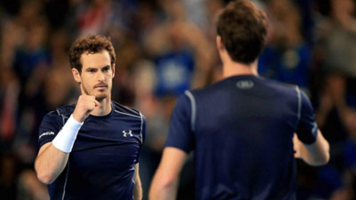 Nadal, Djokovic and Murray taste victories in Davis Cup