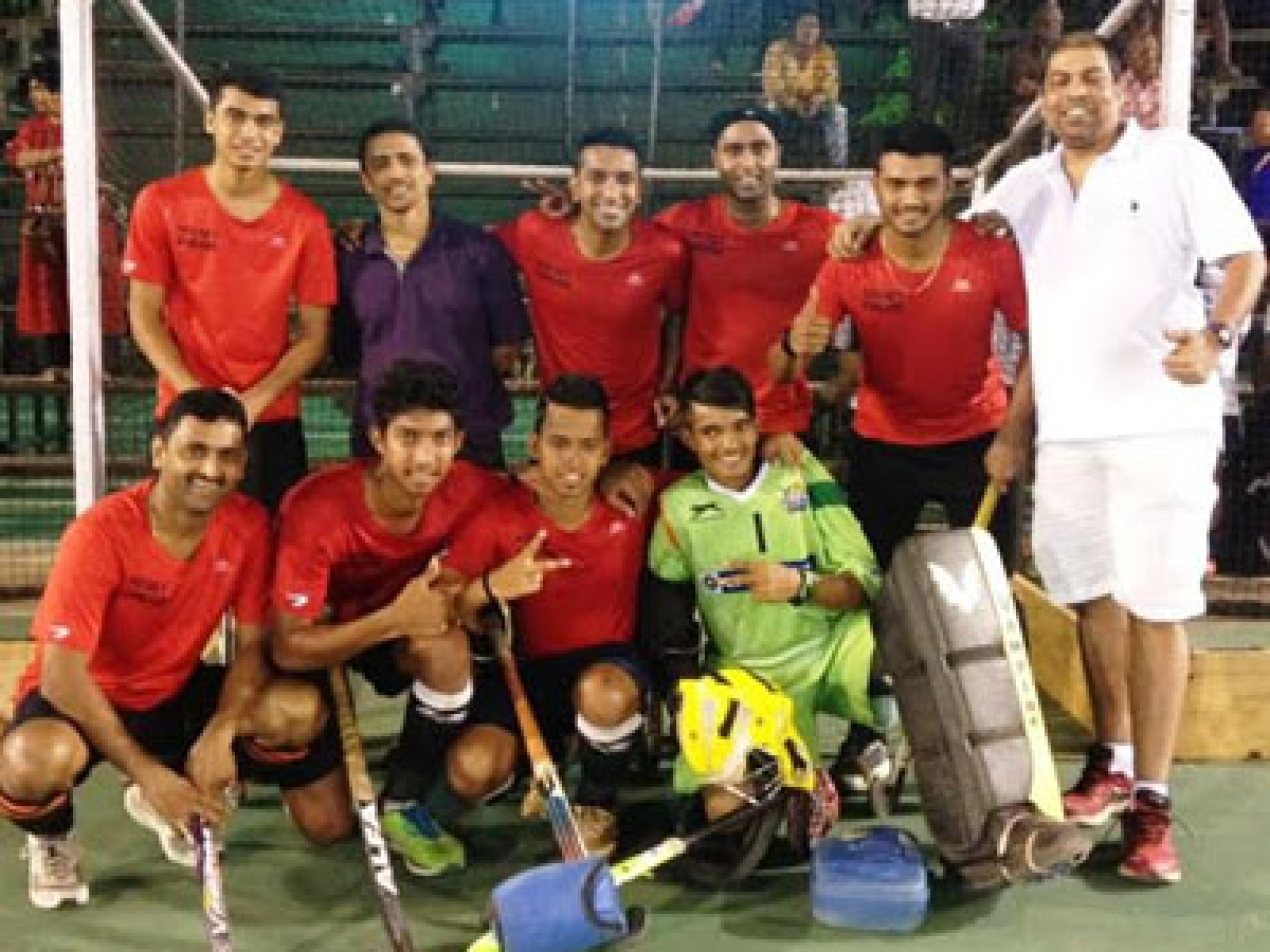 Hockey Dadar edge Customs to win late Victor D'Mello Trophy