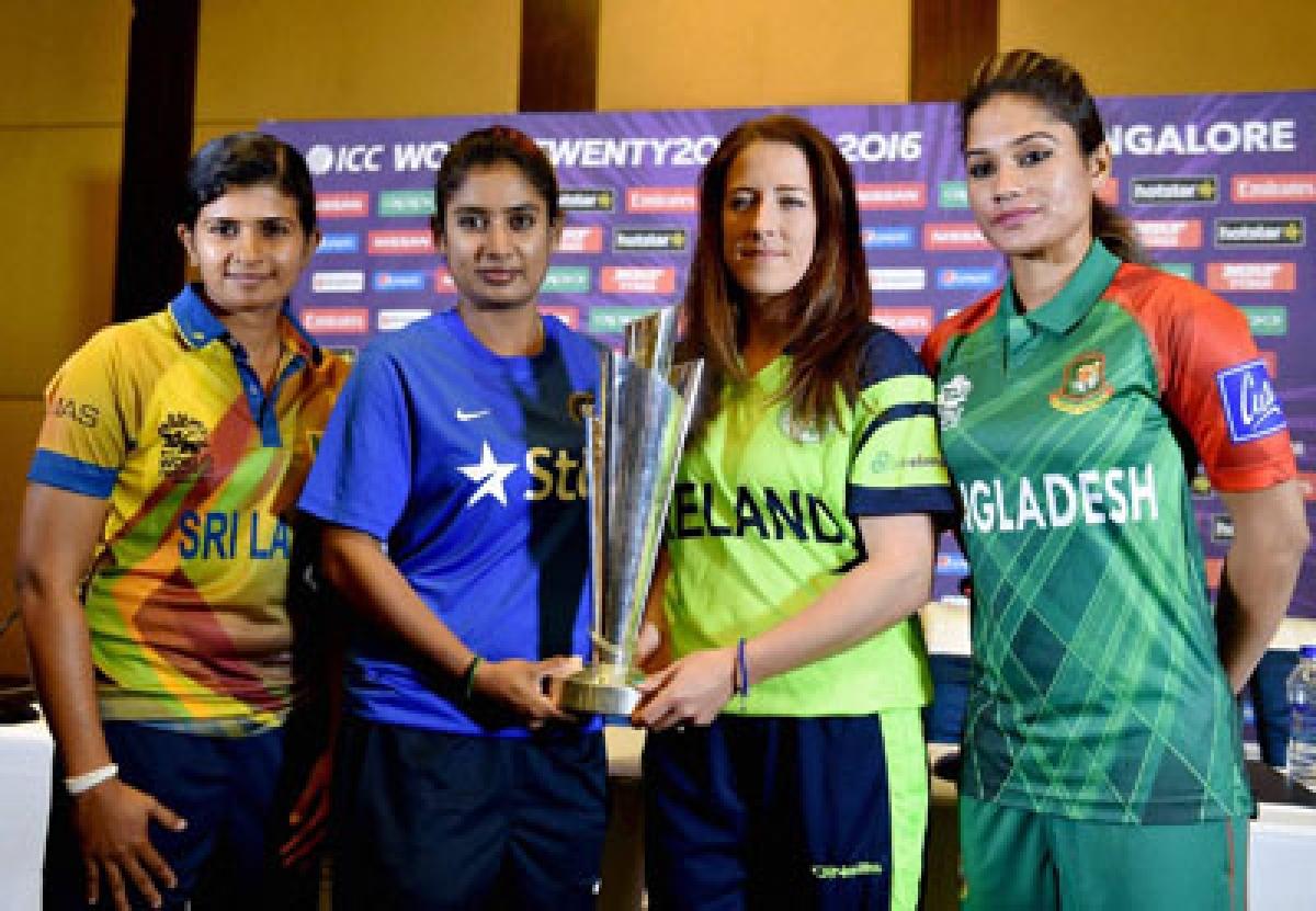 Our aim is to qualifyfor semis, says Mithali Raj