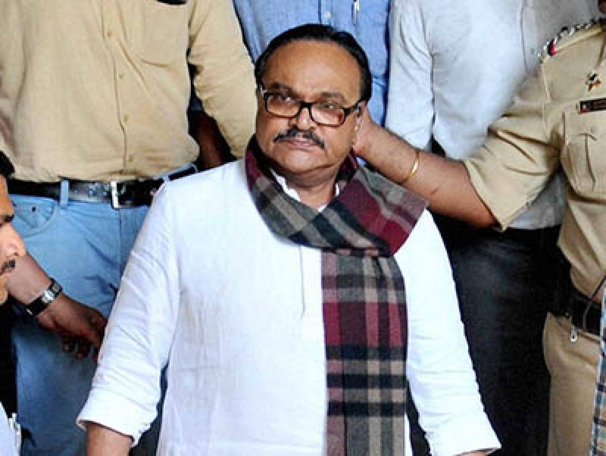 HC refuses interim relief to NCP leader Chhagan Bhujbal