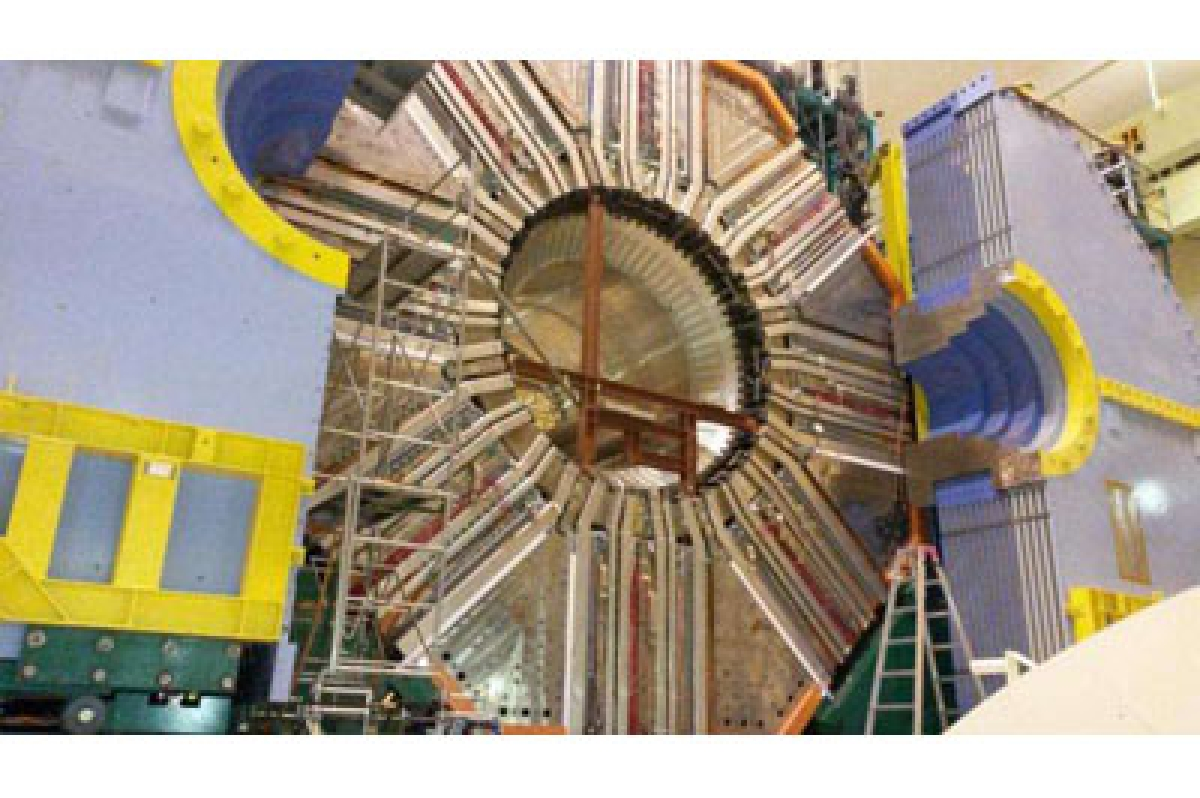 Indian 'hand' in search for New Physics