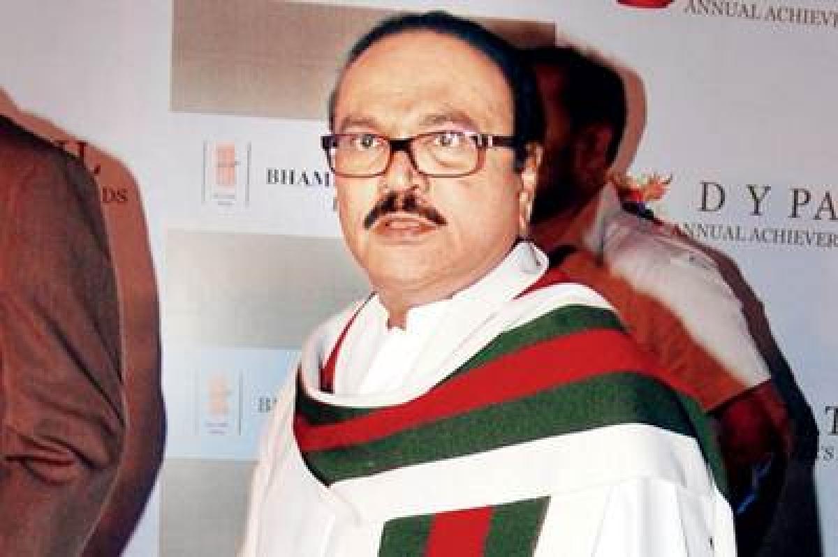 Bhujbal PMLA case: ED attaches sugar mill, land worth RS 55 cr