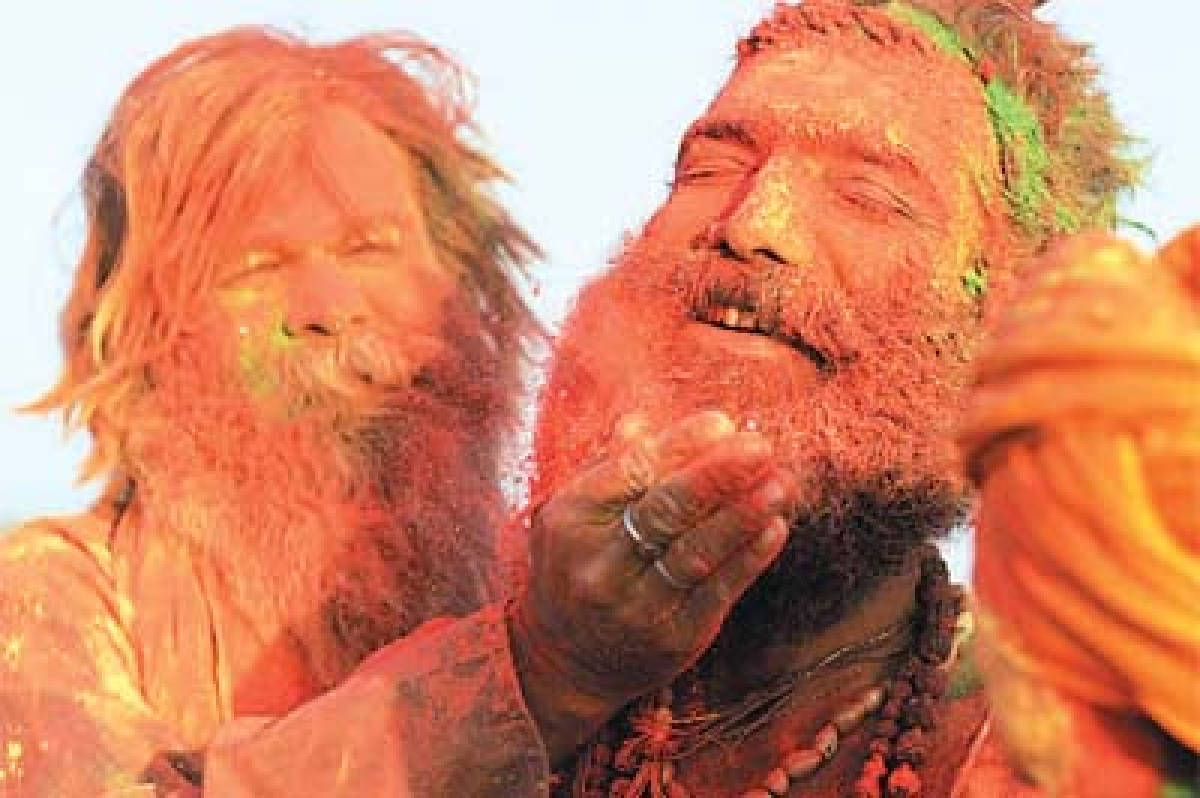 Ujjain: 'Holashtak' marking the first day ofHoli begins