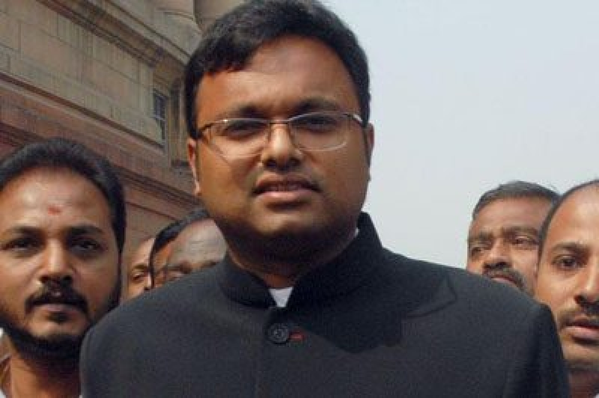 SC dismisses Karti Chidambaram's plea seeking return of Rs 10 crore deposited for travelling abroad