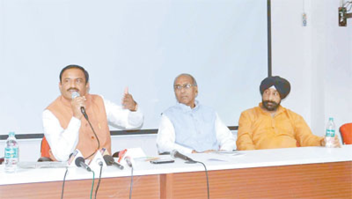 Minister claimsexpenditure of Rs 3500 crore for Simhastha