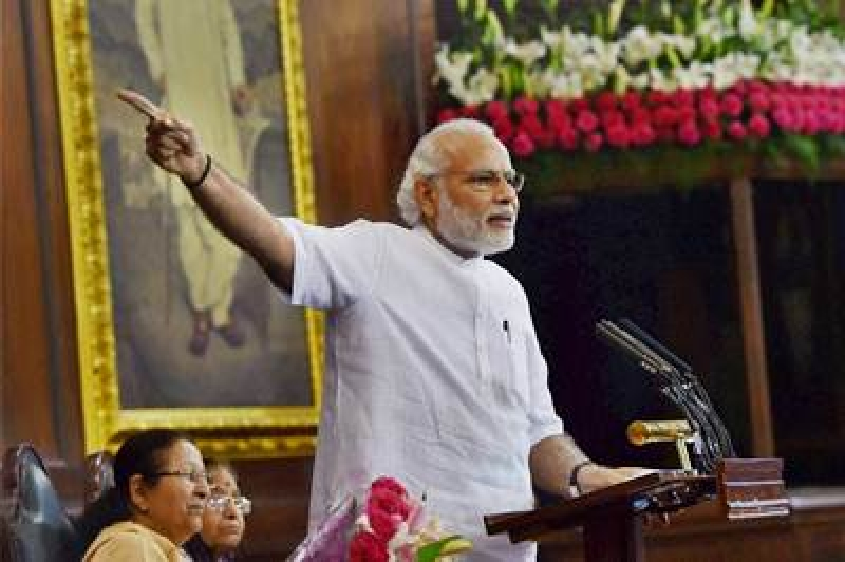 Prime Minister Narendra Modi to address Parliament today