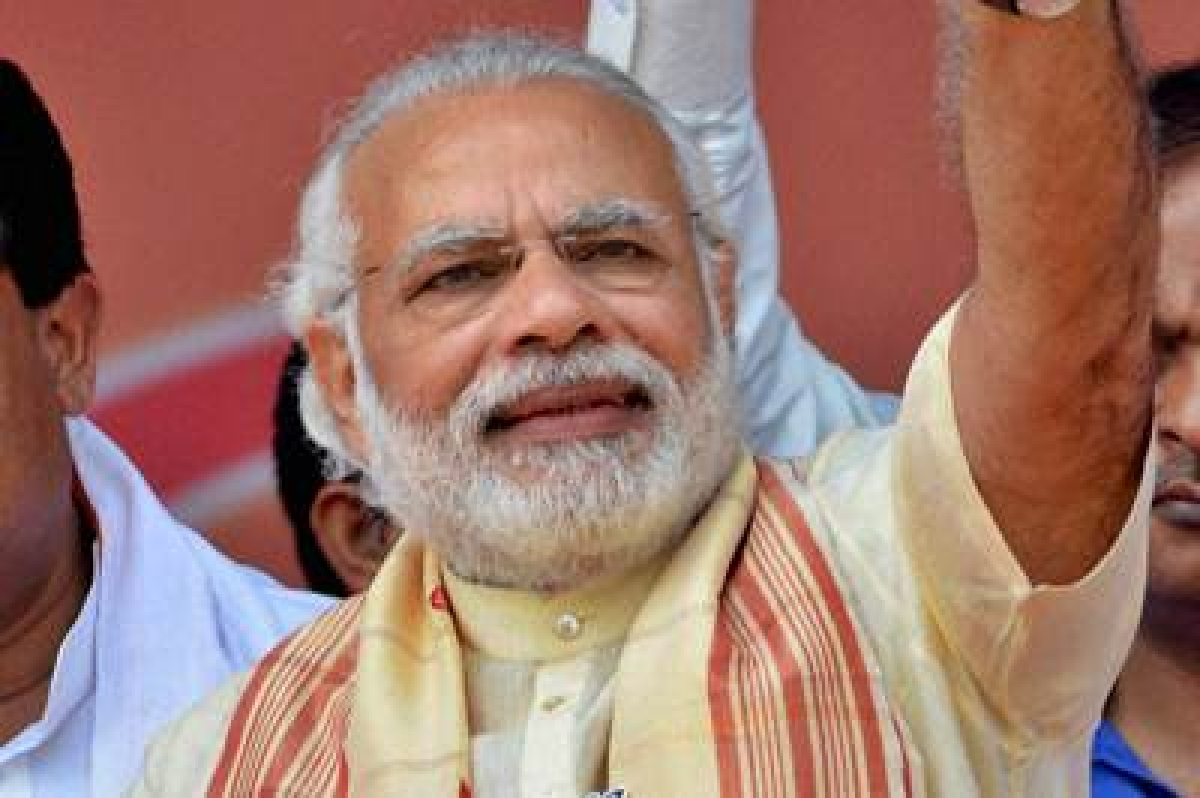 Modi in Assam: I am not fighting Gogoi but poverty and corruption