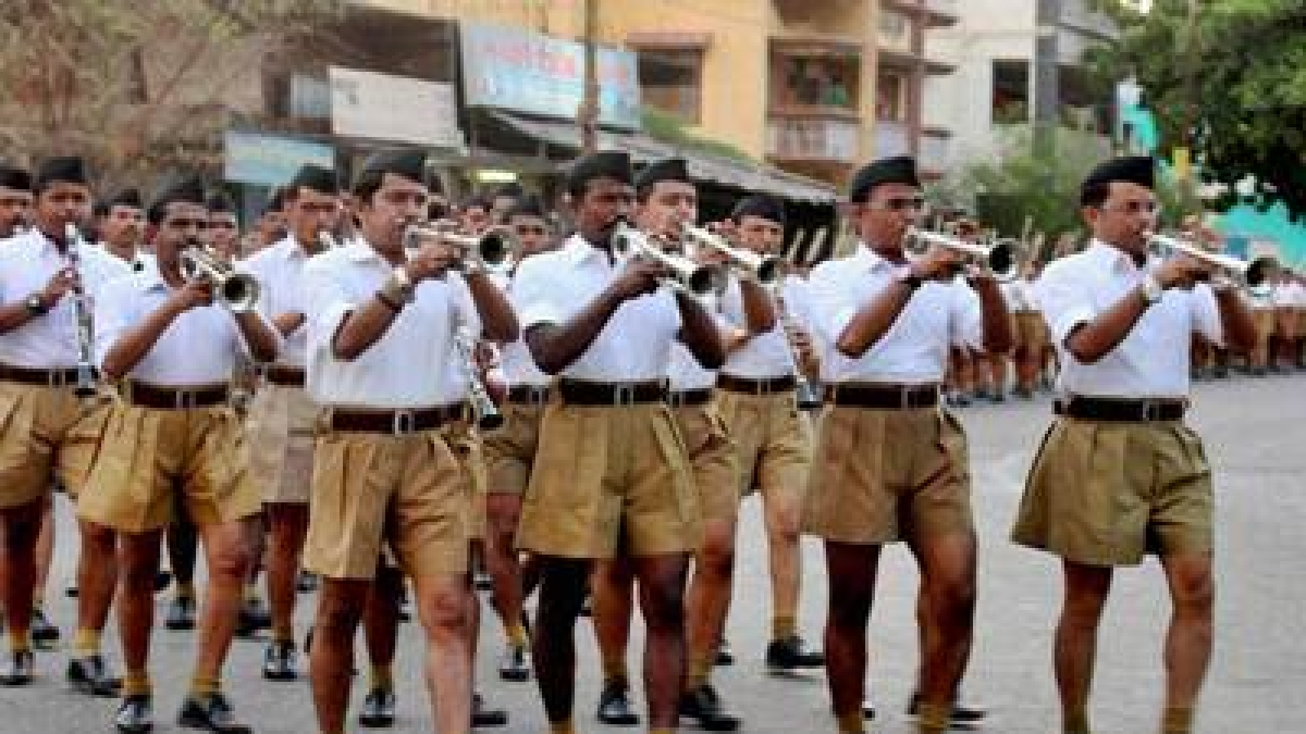 Shots resound from celebratory fire at RSS function in UP; probe initiated