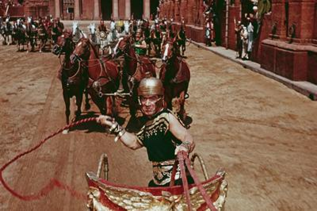 'Ben-Hur' official trailer is out