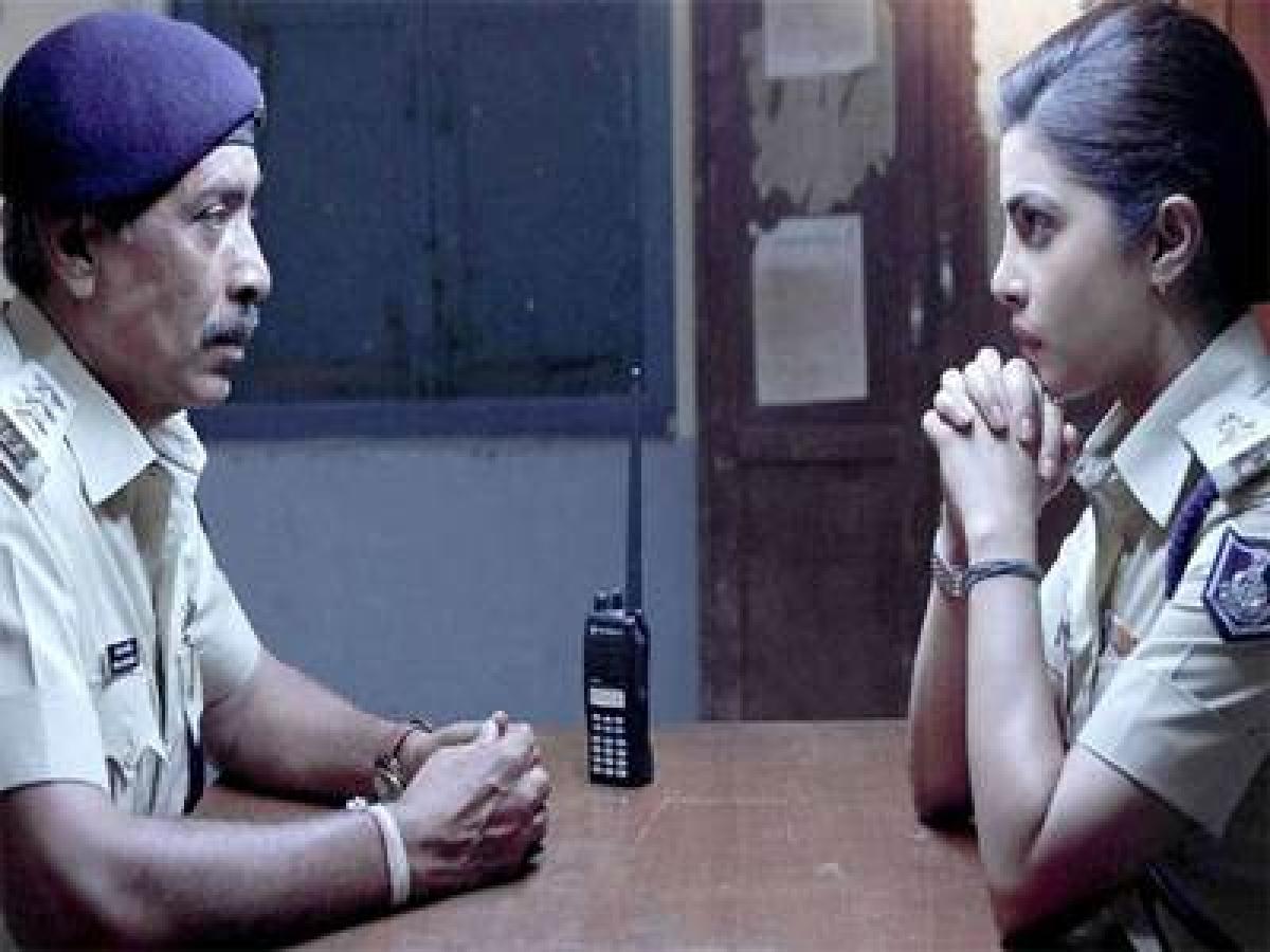 'Jai Gangaajal' co-producer alleges Prakasha Jha of fraud