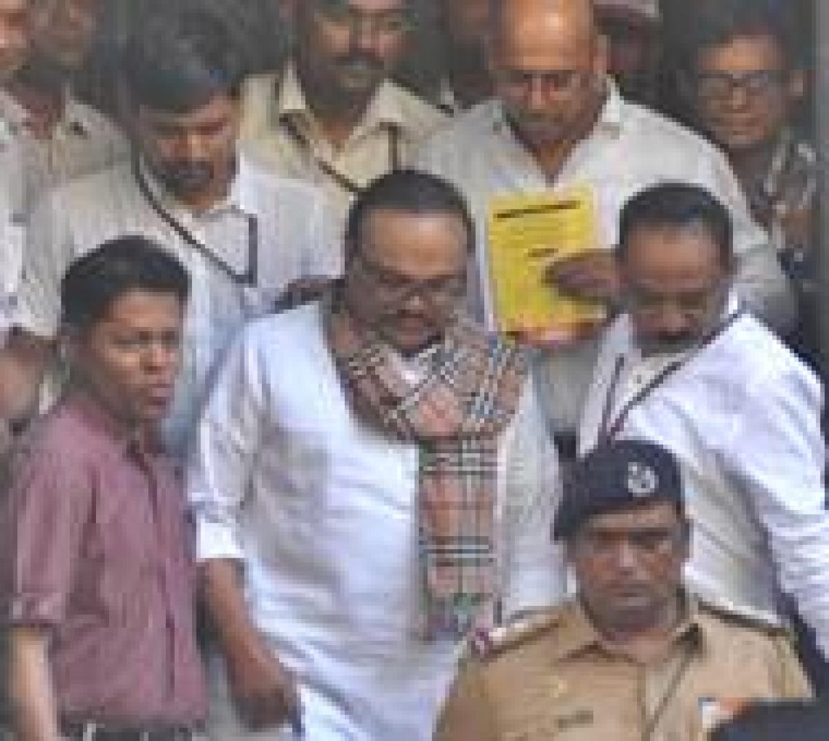 Chhagan, Sameer Bhujbal's judicial custody extended till May 25