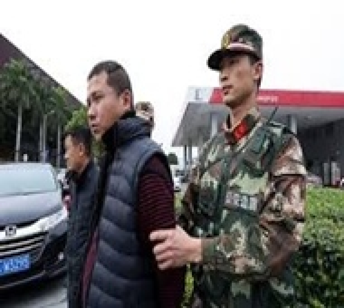 Joint China-Hong Kong operation nabs illegal immigrants