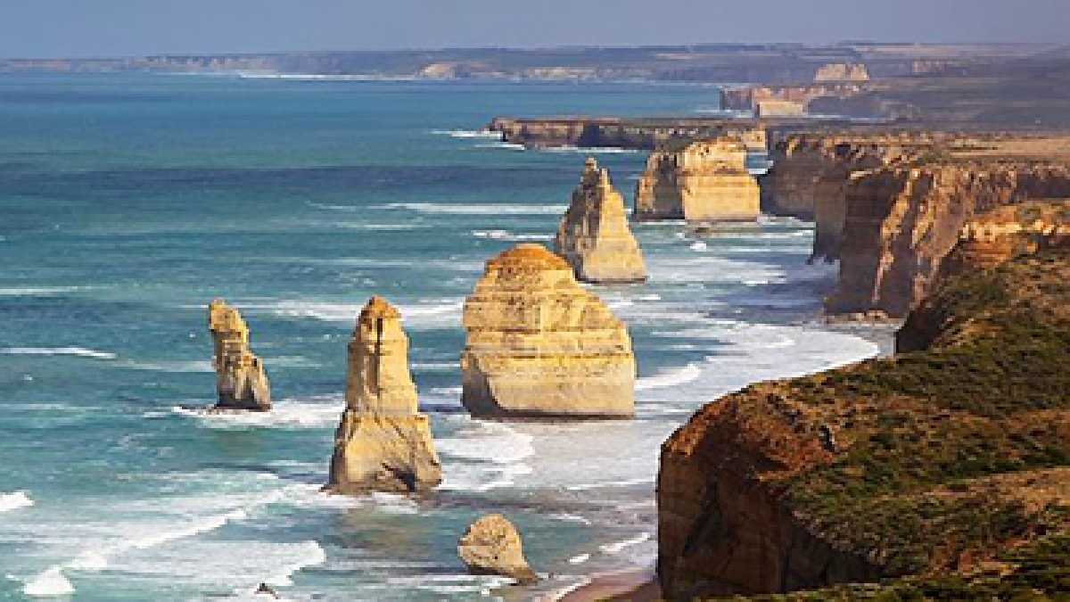 Five new 'Drowned Apostles' discovered