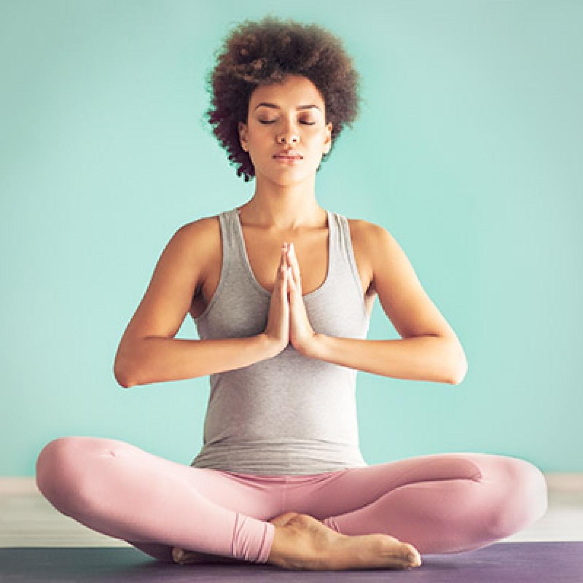 Meditation, sea salt help bring positivity at home